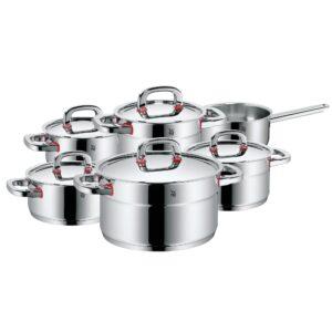 Wmf Batteria Da Cucina 6 Pezzi Premium One